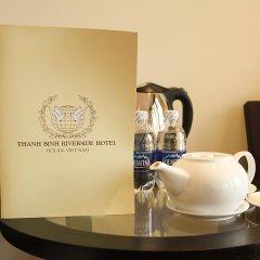 Отель Thanh Binh Riverside Hoi An Вьетнам, Хойан - отзывы, цены и фото номеров - забронировать отель Thanh Binh Riverside Hoi An онлайн удобства в номере