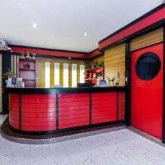 Отель Fairtex Express гостиничный бар