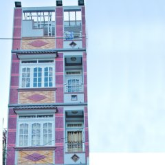 Phung Hong Hotel Далат балкон