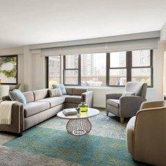 Отель Gardens Suites Hotel by Affinia США, Нью-Йорк - отзывы, цены и фото номеров - забронировать отель Gardens Suites Hotel by Affinia онлайн комната для гостей фото 4