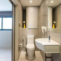 Отель Lucky House ванная