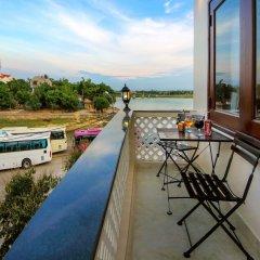 Отель HT Riverside Homestay балкон