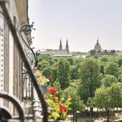 Отель Le Meurice балкон