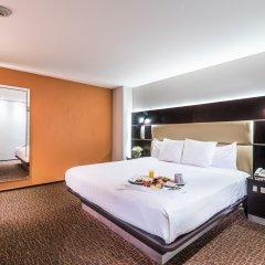 Отель Exe Cities Reforma Мексика, Мехико - отзывы, цены и фото номеров - забронировать отель Exe Cities Reforma онлайн комната для гостей