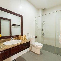Отель Green Hill Villa Хойан ванная фото 2