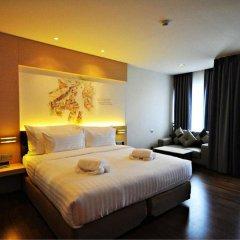 Отель PARINDA Бангкок комната для гостей фото 4
