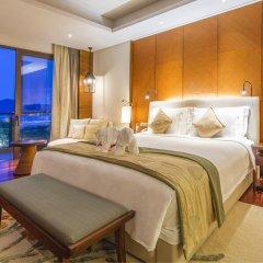 Отель Haitang Bay Gloria Sanya E-Block комната для гостей фото 2