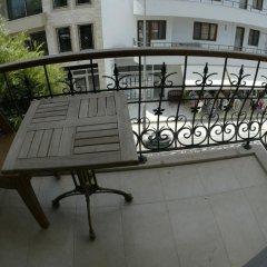 Отель Veziroglu Apart Датча балкон