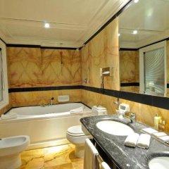 Отель Parco dei Principi Grand Hotel & SPA Италия, Рим - 7 отзывов об отеле, цены и фото номеров - забронировать отель Parco dei Principi Grand Hotel & SPA онлайн ванная фото 2