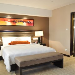 Отель Sunshine Hotel Shenzhen Китай, Шэньчжэнь - отзывы, цены и фото номеров - забронировать отель Sunshine Hotel Shenzhen онлайн комната для гостей фото 2