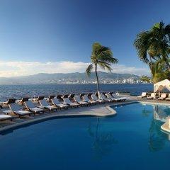 Отель Las Brisas Acapulco бассейн