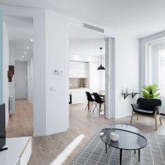 Апартаменты Puerta Toledo Apartment by FlatSweethome комната для гостей фото 5