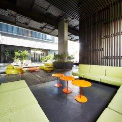 Studio M Hotel интерьер отеля