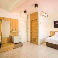 Отель Bedtime Pattaya сейф в номере