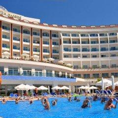 Side Prenses Resort Hotel & Spa Турция, Анталья - 3 отзыва об отеле, цены и фото номеров - забронировать отель Side Prenses Resort Hotel & Spa онлайн фитнесс-зал