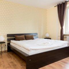 Апартаменты Metro Wilanowska 3-Bedroom Apartment Варшава комната для гостей фото 4