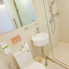 The Period Pratunam Hotel Бангкок ванная