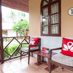 Отель ZEN Premium Chaloemprakiat Patong балкон
