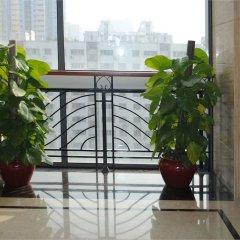 Отель Bangtai International Apartment Китай, Гуанчжоу - отзывы, цены и фото номеров - забронировать отель Bangtai International Apartment онлайн балкон