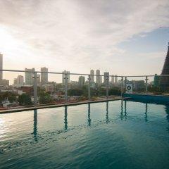Отель Rococo Residence Шри-Ланка, Коломбо - отзывы, цены и фото номеров - забронировать отель Rococo Residence онлайн бассейн фото 3