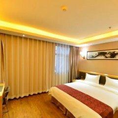 Отель Beijing Jinshi Building Hotel Китай, Пекин - отзывы, цены и фото номеров - забронировать отель Beijing Jinshi Building Hotel онлайн комната для гостей фото 2