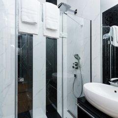Отель EMPIRENT Aquarius Apartments Чехия, Прага - отзывы, цены и фото номеров - забронировать отель EMPIRENT Aquarius Apartments онлайн ванная