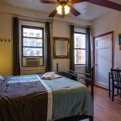 Отель Jazz On The Park Hostel США, Нью-Йорк - 1 отзыв об отеле, цены и фото номеров - забронировать отель Jazz On The Park Hostel онлайн комната для гостей фото 5