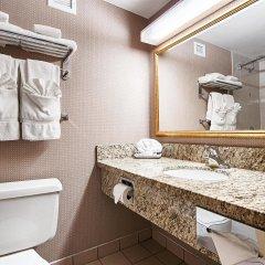 Отель Best Western Plus Ottawa/Kanata Hotel and Conference Centre Канада, Оттава - отзывы, цены и фото номеров - забронировать отель Best Western Plus Ottawa/Kanata Hotel and Conference Centre онлайн ванная