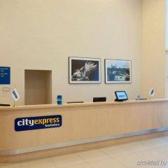 Отель City Express Mérida интерьер отеля фото 2