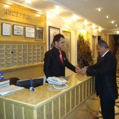 Отель Aykut Palace Otel интерьер отеля