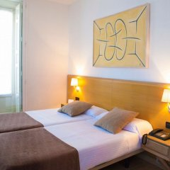 Отель MIAU Мадрид комната для гостей
