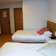 Отель Picos de Europa Испания, Сантандер - отзывы, цены и фото номеров - забронировать отель Picos de Europa онлайн комната для гостей фото 4