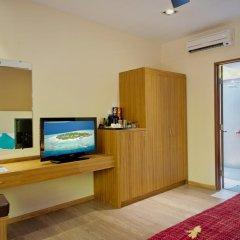 Отель Smartline Eriyadu Мальдивы, Северный атолл Мале - 1 отзыв об отеле, цены и фото номеров - забронировать отель Smartline Eriyadu онлайн удобства в номере фото 2