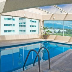 Hotel Villa Florida бассейн