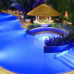 Отель Caravelle Saigon бассейн
