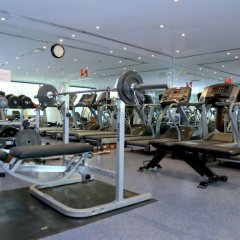 Отель Swiss-Belhotel Sharjah фитнесс-зал фото 3