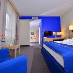 Гостиница Park Inn Казань комната для гостей фото 6