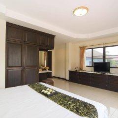 Отель Happys Guesthouse Pattaya Таиланд, Паттайя - отзывы, цены и фото номеров - забронировать отель Happys Guesthouse Pattaya онлайн комната для гостей фото 5