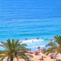 Отель Estudios RH Sol Испания, Пляж Леванте - отзывы, цены и фото номеров - забронировать отель Estudios RH Sol онлайн пляж фото 2
