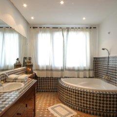 Отель Chellah Hotel Марокко, Танжер - отзывы, цены и фото номеров - забронировать отель Chellah Hotel онлайн ванная фото 2