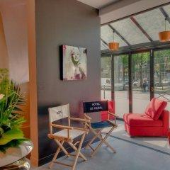 Отель Le Canal Париж интерьер отеля фото 3