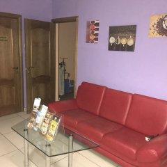 Мини-Отель Добрый Кот Иркутск комната для гостей