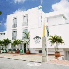 Отель Imbanaco Cali Колумбия, Кали - отзывы, цены и фото номеров - забронировать отель Imbanaco Cali онлайн парковка
