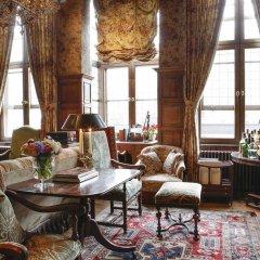 Отель De Orangerie - Small Luxury Hotels of the World Бельгия, Брюгге - отзывы, цены и фото номеров - забронировать отель De Orangerie - Small Luxury Hotels of the World онлайн интерьер отеля