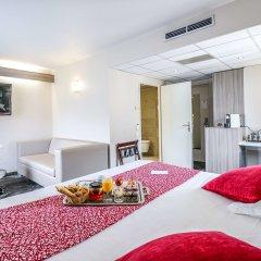 Отель Best Western Saphir Lyon Франция, Лион - отзывы, цены и фото номеров - забронировать отель Best Western Saphir Lyon онлайн комната для гостей