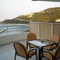 Апартаменты Harbour View - Oceanis Apartments балкон