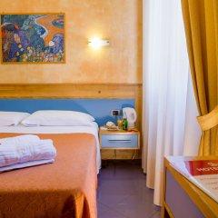 Отель Diana Италия, Помпеи - отзывы, цены и фото номеров - забронировать отель Diana онлайн комната для гостей фото 3