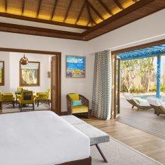 Отель Banana Island Resort Doha By Anantara 5* Вилла с различными типами кроватей