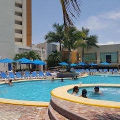 Отель Las Flores Beach Resort детские мероприятия