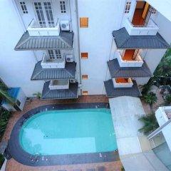 Serene Garden Hotel бассейн фото 3